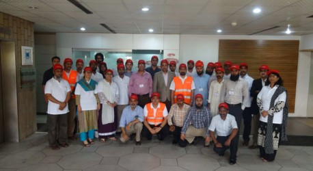 DuPont Corian Safety Day in Karachi