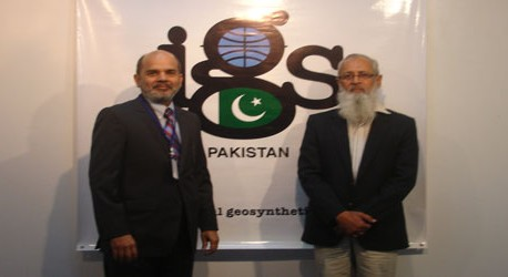 IGS on Entech Pakistan Exhibition at Karachi Expo Centre