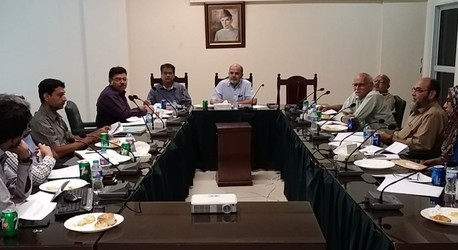 """TECHNICAL COMMITTEE MEETING ON """"GEOSYNTHETICS"""""""