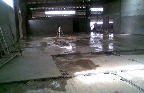 Industrial Flooring - Colgate Palmolive Pakistan Ltd