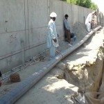 10-Perforated Pipe Placing Works-3