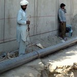 11-Perforated Pipe Placing Works-4