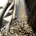 17-Gravel Placing at Typar Geotextile