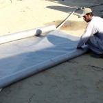 2-Measurement of Typar Geotextile-2