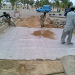 W-Preparing Surface for Pavers