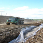 Filtration & Drainage for Water Logged Soil