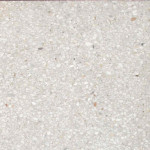 Light Grey Terrazzo Tile (White Small Chips)