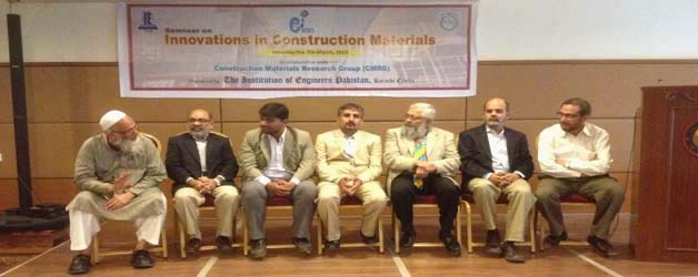 Seminar on Innovations in Construction Materials