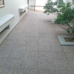 Outdoor Area  Exposed Tiles