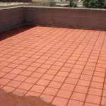 Roof Insulation Tile Residence at DHA Karachi