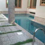 Swimming Pool Exposed Tiles