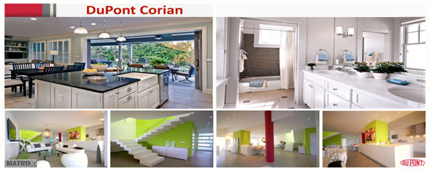 Authorized DuPont Corian Dealer & Fabricator Since 2011
