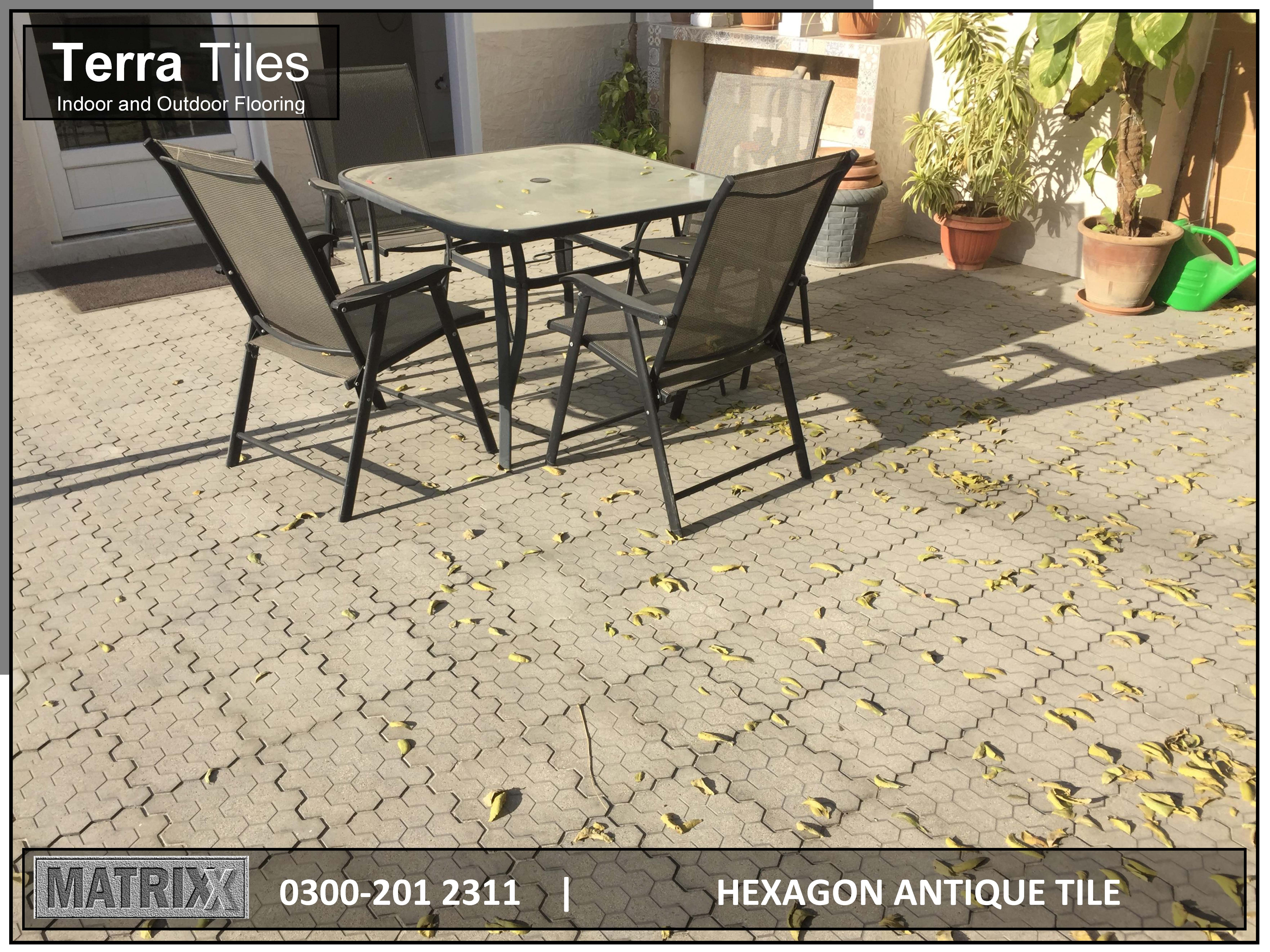 Antique Tile - Matrixx